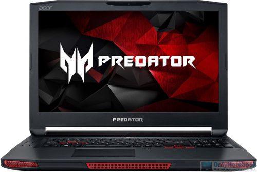 Acer Predator 17X (GX-792-747Y)