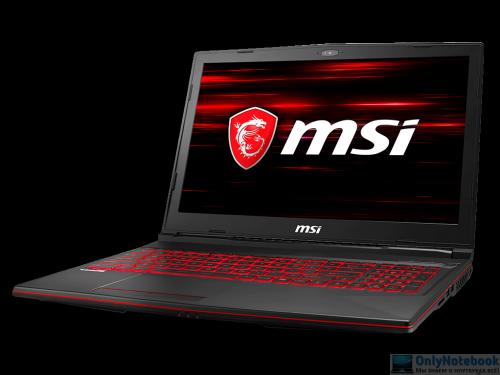 MSI GL63 8RC