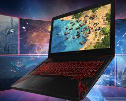 Обзор ASUS TUF Gaming FX504GM